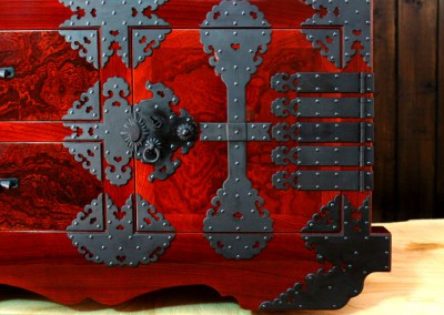 伝統工芸【越前箪笥】製造法
