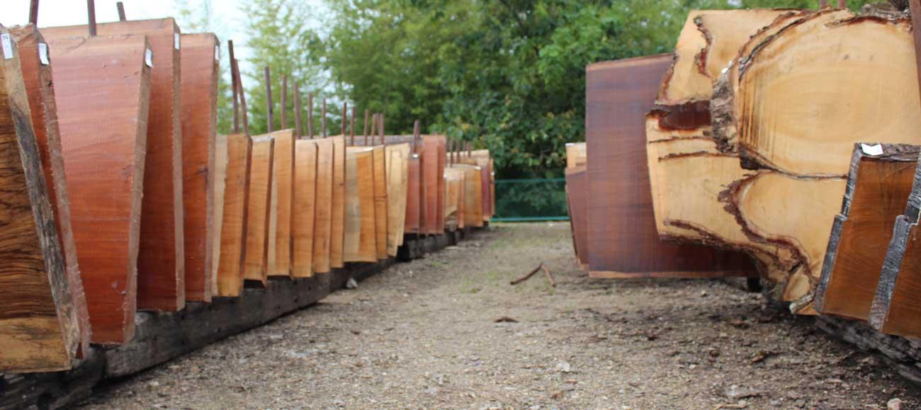越前箪笥の材料・材木